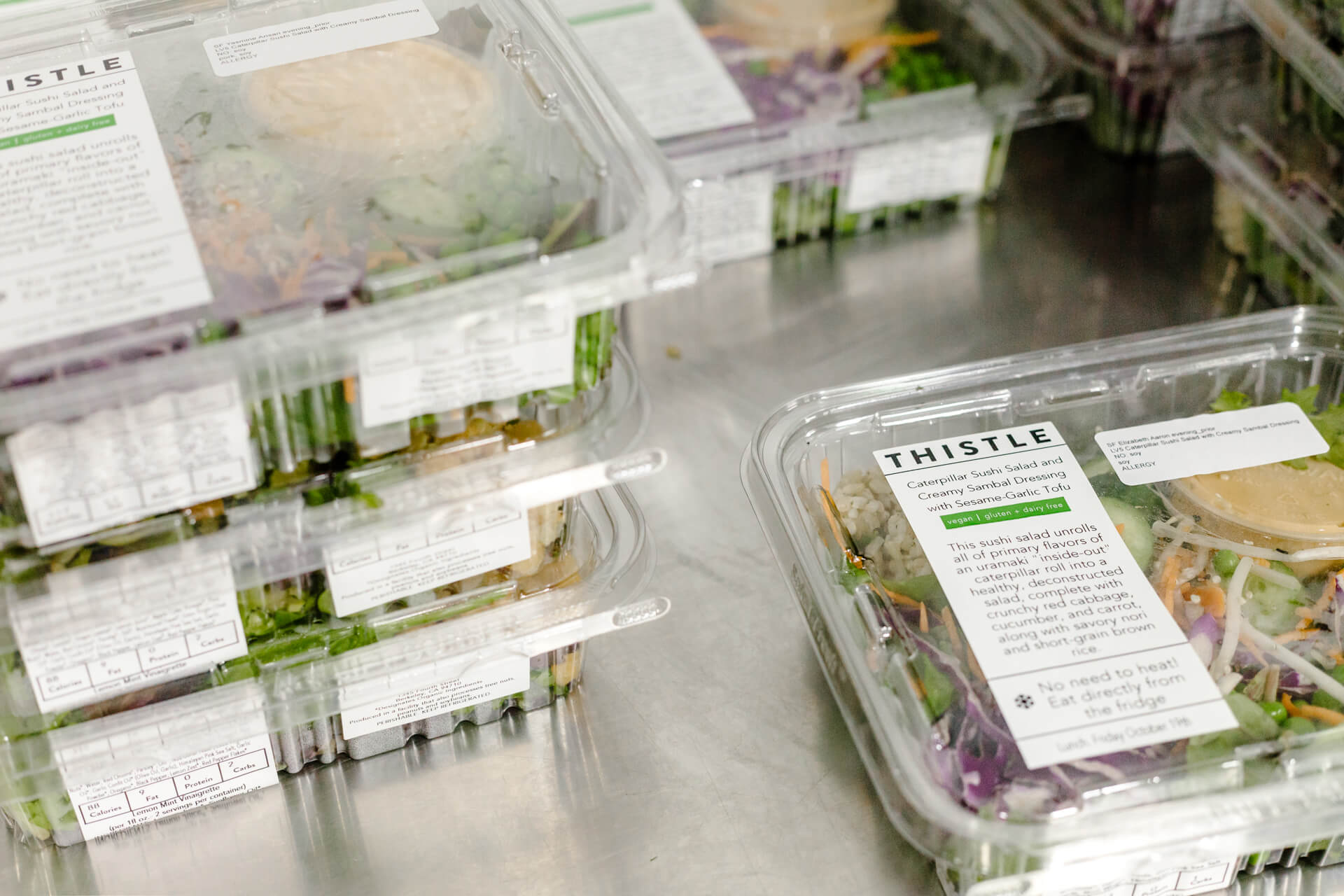 Thistle health, Healthy, Meals